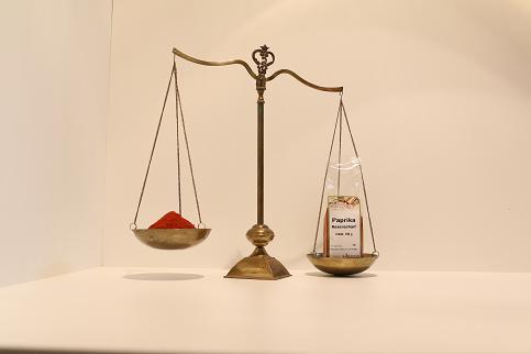 Rosenpaprika scharf 100 g