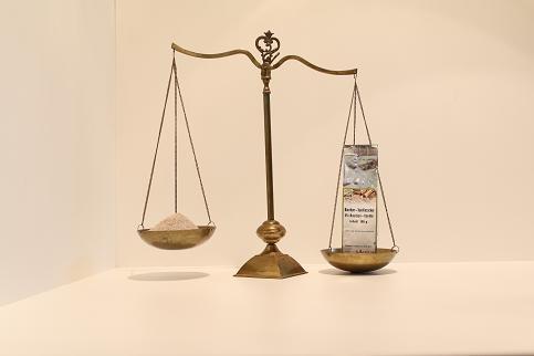 Vanillezucker mit 5% Bourbonvanille 100 g