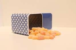 Ingwer-Orange Bonbons 200 g