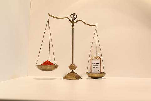Paprika geräuchert scharf 100 g
