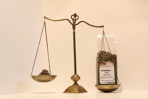 Heidelbeerblätter 100 g