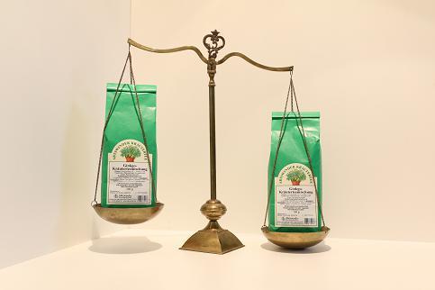 Gingko- Kräutertee 100 g