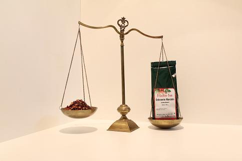 Gebrannte Mandel Früchtetee 1 kg