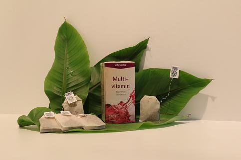 Multivitamin Früchtetee 20 Btl.