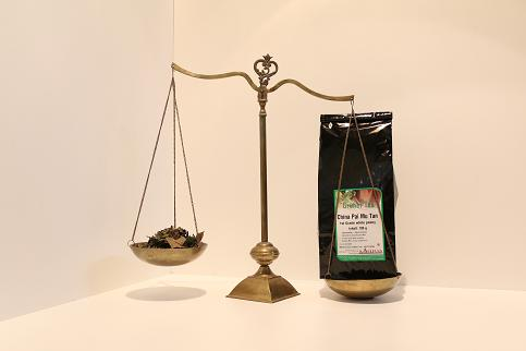 Grüner Tee Pai Mu Tan 100 g