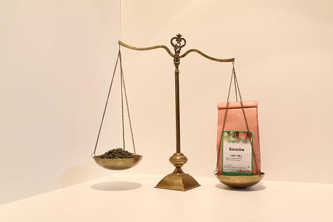Grüner Tee Sencha entcoff. 100 g