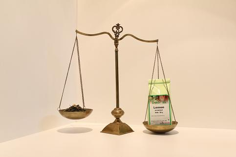 Grüner Tee Lemon 100 g