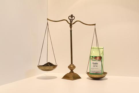 Grüner Tee Exotic 100 g
