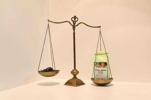 Grüner Tee Pfirsich-Aprikose 100 g