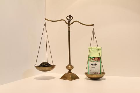 Grüner Tee Vanille 250 g