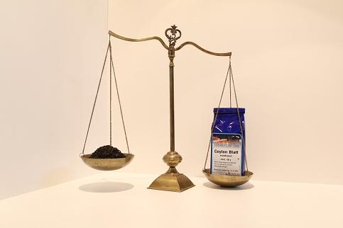 Schwarztee Ceylon entcoffeiniert 100 g