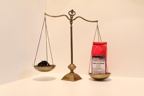 Vanille mit Stücken 100 g