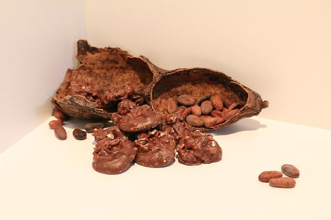 Erdnussberge Vollmilch 200 g