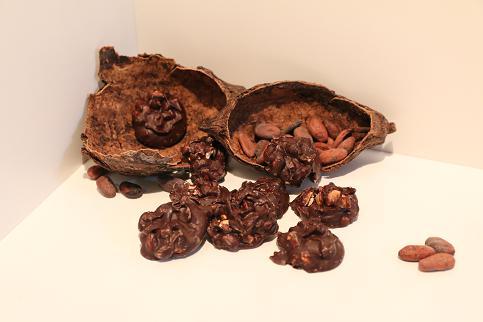 Erdnussberge Zartbitter 200 g