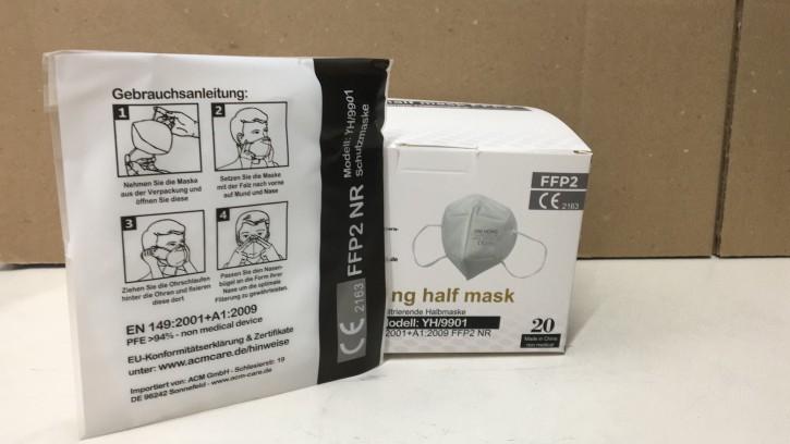 FFP 2 Schutzmasken
